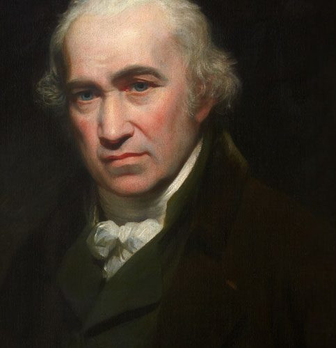 James Watt Foto: jameswatt.scot