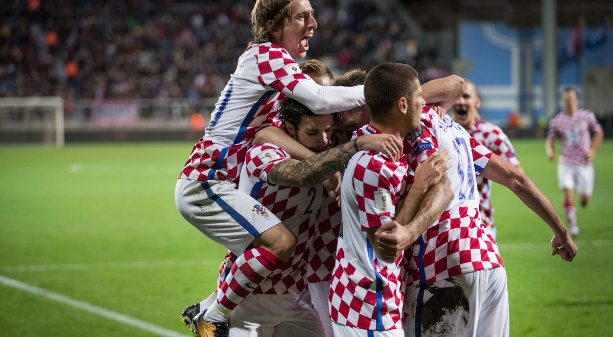 bc3a9eeba W składzie reprezentacji Chorwacji dominują doświadczeni zawodnicy
