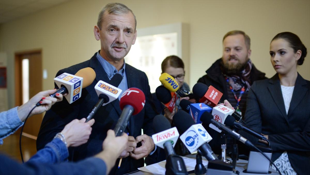 Ryszard Proksa: Nie Bierzemy Udziału W Proteście ZNP, Bo