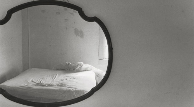 Bed in Mirror, Rhode Island 1972