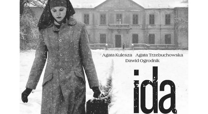 Kadr z filmu Ida trafił na okładkę płyty IDA (MUSIC FROM AND INSPIRED BY THE FILM)