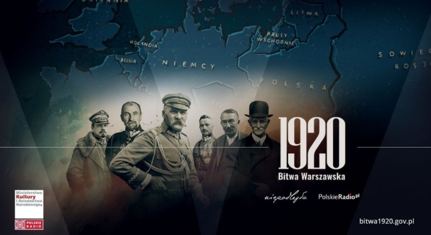 A special website focusing on the historic battle 100 years ago and using recordings from Polish Radio archives was launched in the run-up to the centennial, at bitwa1920.gov.pl.