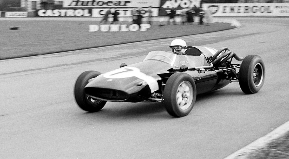 Stirling Moss, Cooper BRM