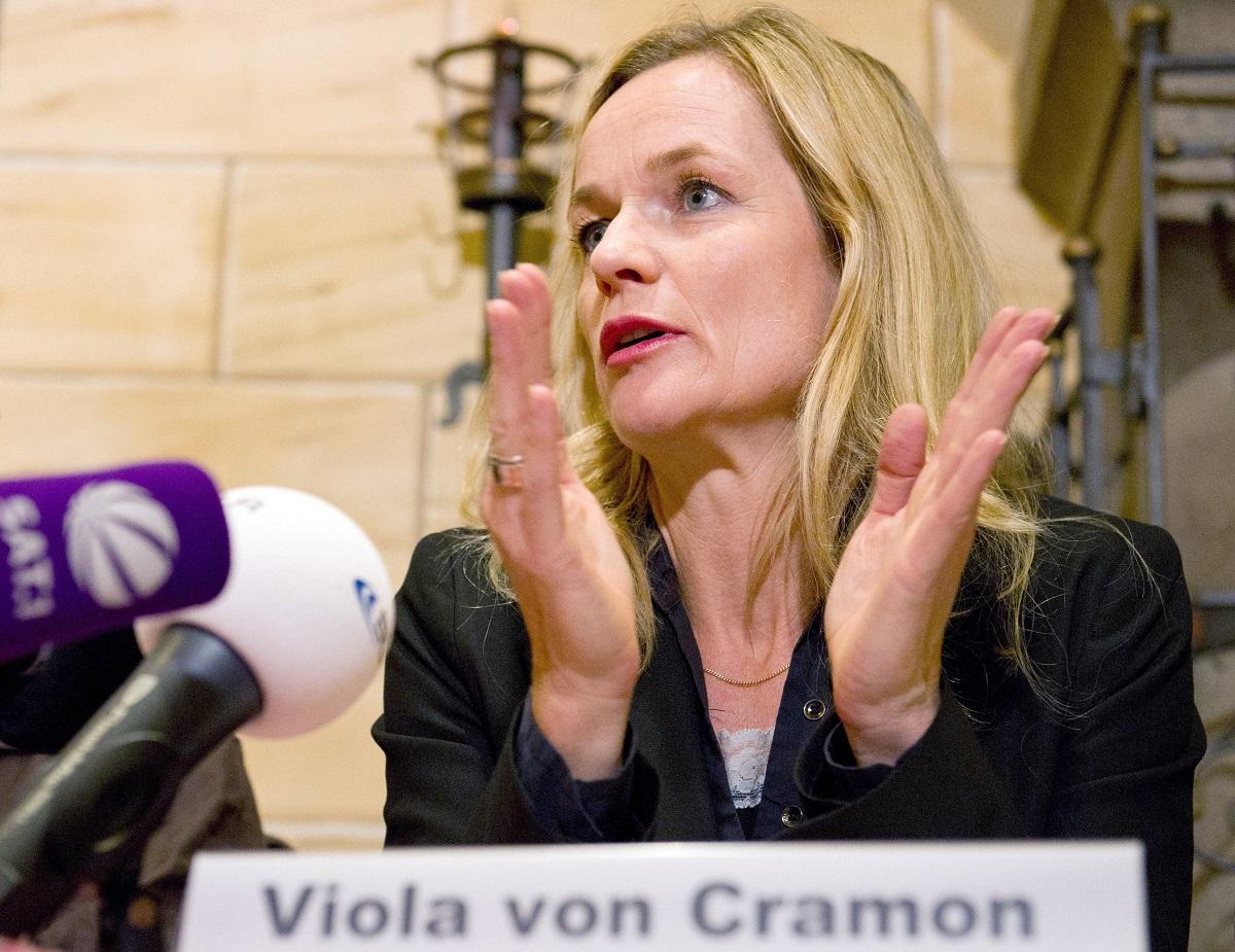 Viola von Cramon.