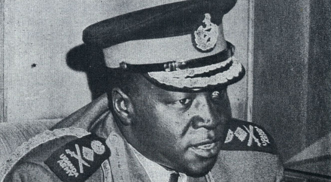 Idi Amin Dada Oumee fot. WikipediaccArchives New Zealand.
