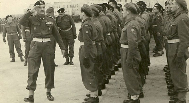Polish soldiers. Grodno 1945   Russia In World War II ...