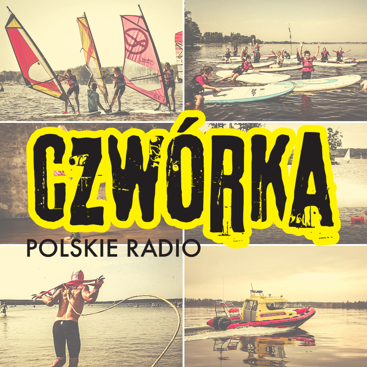 Czwórka nad Zegrzem/fot. mat. pras/Czwórka