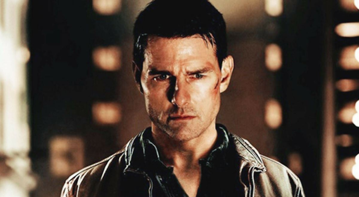 Tom Cruise jako Jack Reacher