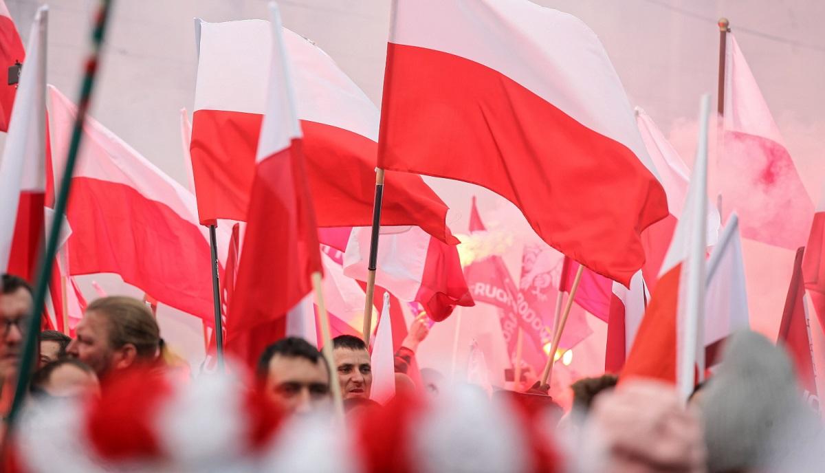 Марш Независимости в этом году стал самым спокойным в десятилетней истории мероприятия