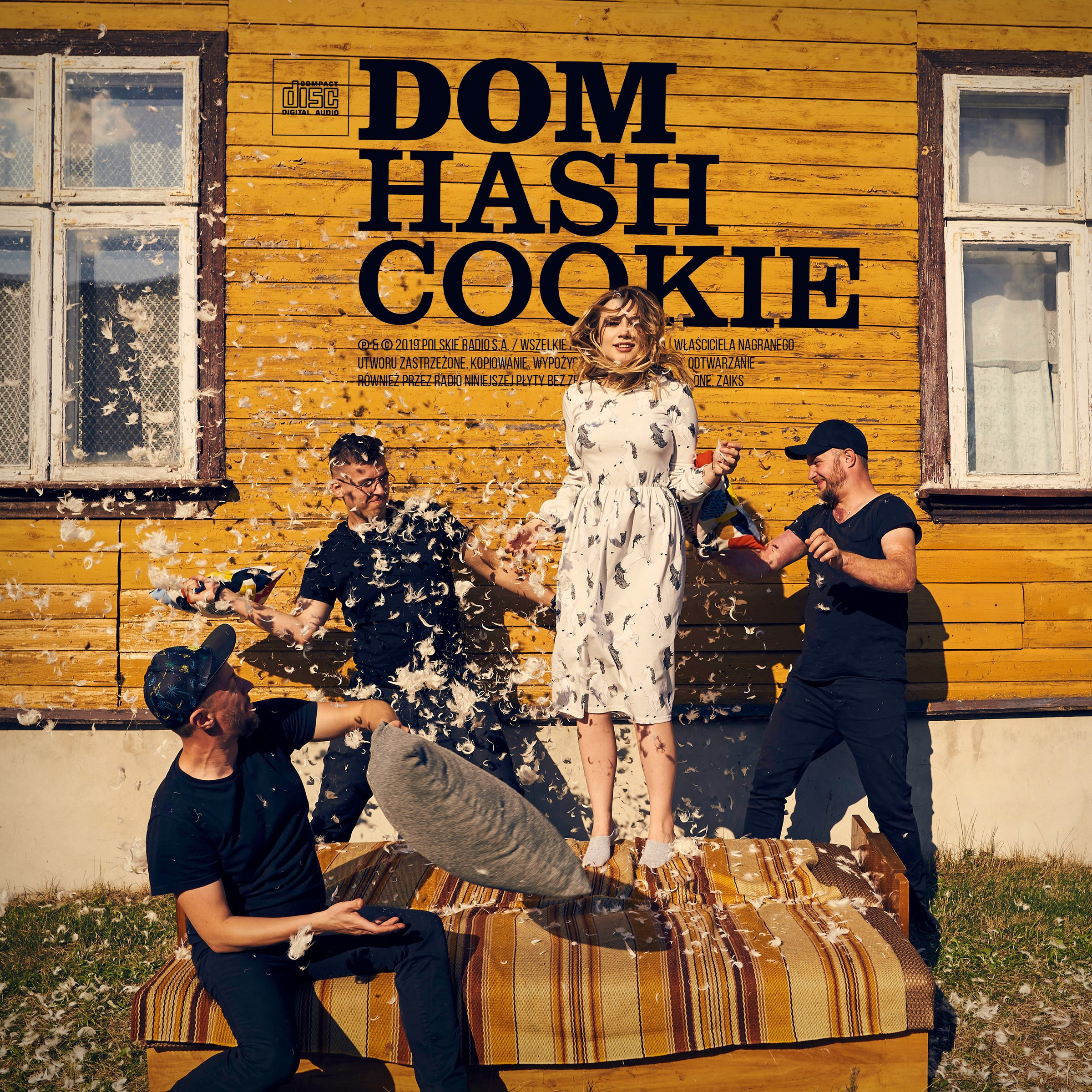 "Hash Cookie ""Dom"""