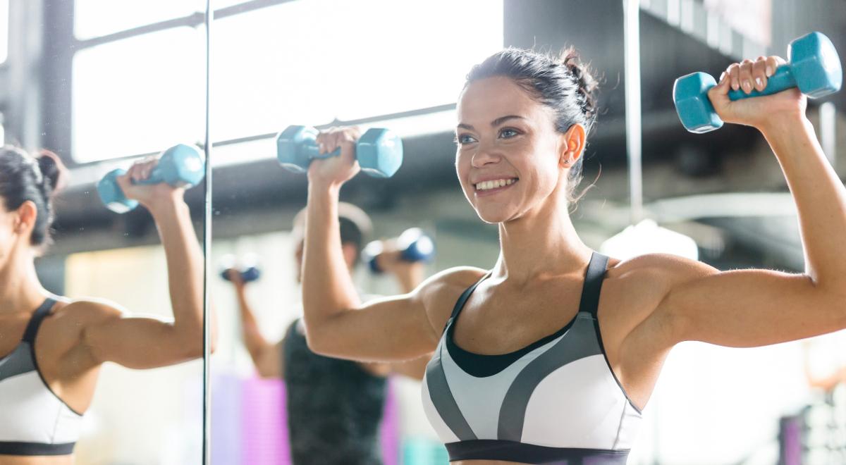 bd4195d03bba5 Odpowiednia motywacja to gwarancja naszego sukcesu na siłowni. Co jeszcze  przyda się sportowym debiutantkom
