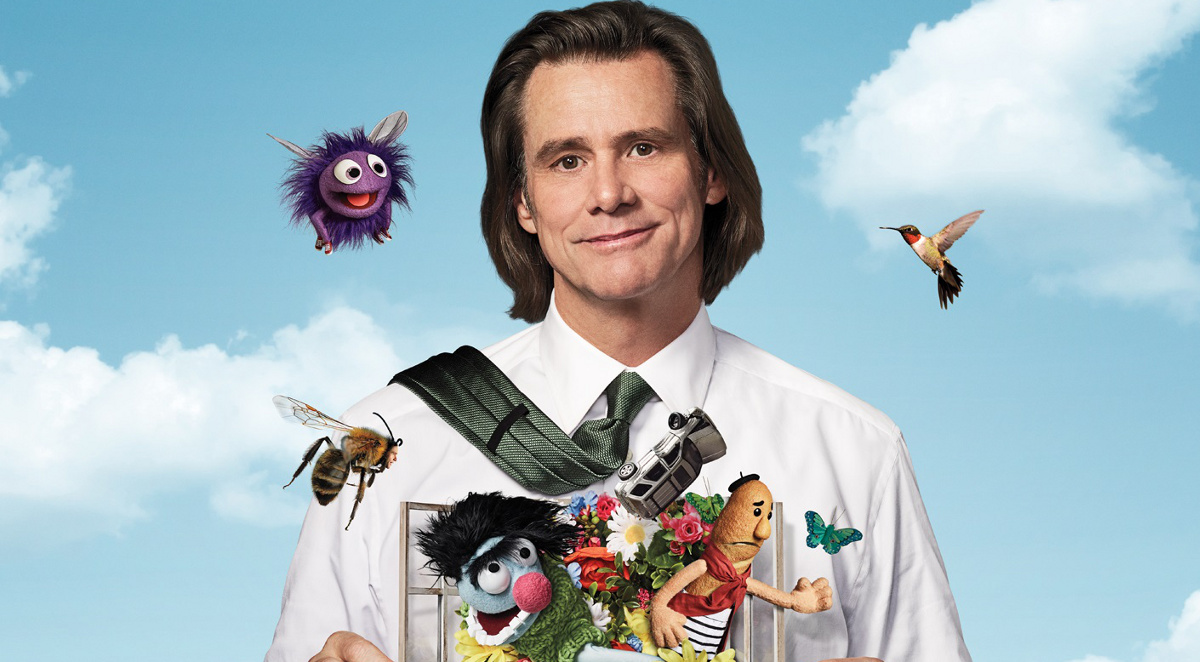 Jim Carrey w serialu Kidding