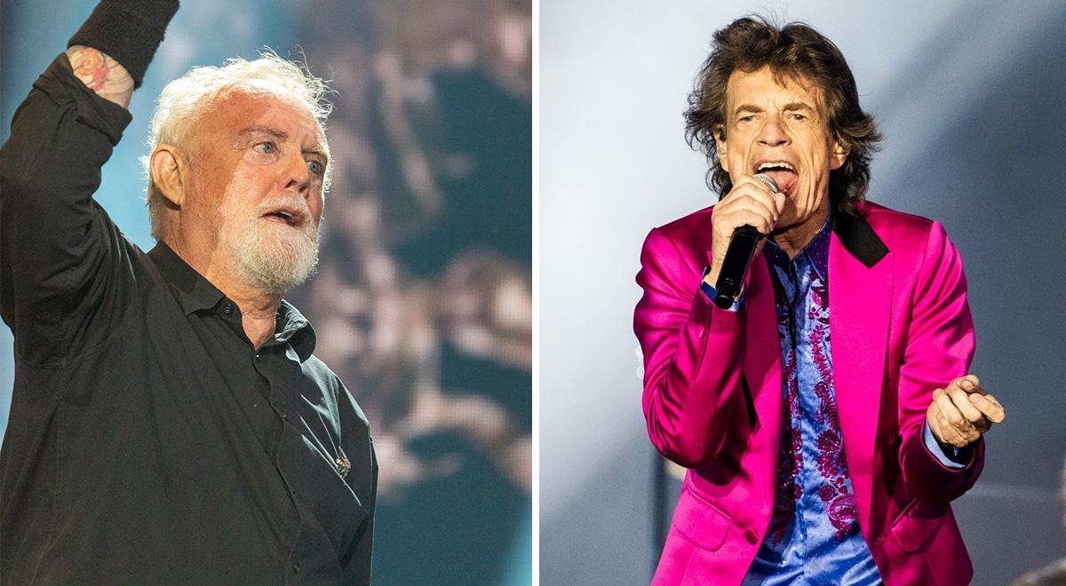Rockandrollowe skoki w bok. Urodziny Micka Jaggera i Rogera ...