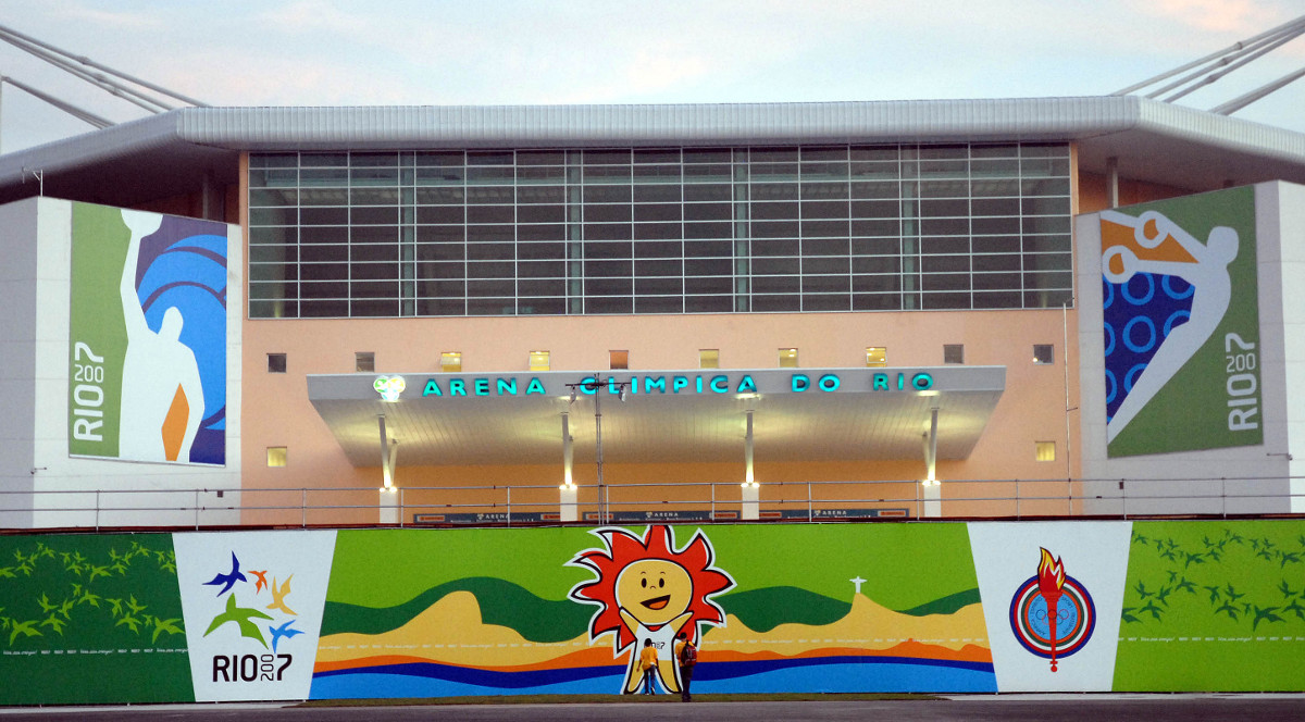Rio Olympic Arena