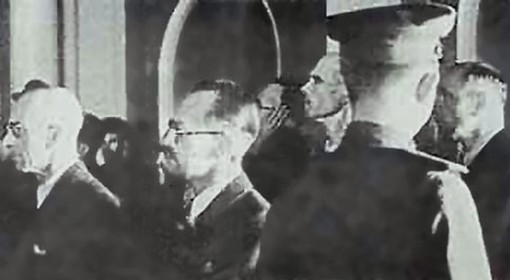 Proces szesnastu, Moskwa 1945