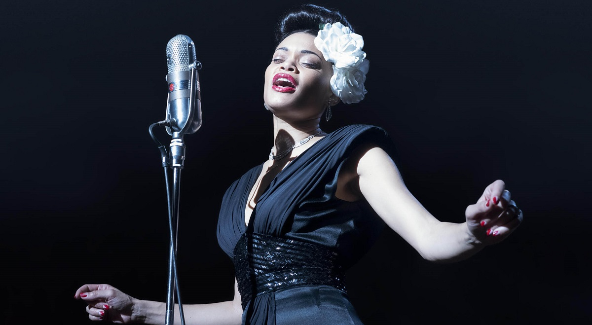 Andra Day jako Billie Holiday