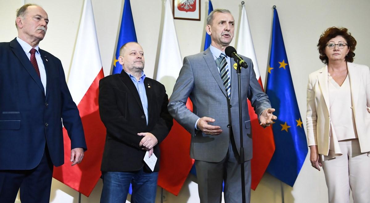 """Szef Oświatowej """"Solidarności"""" Ryszard Proksa: Nie Ma"""