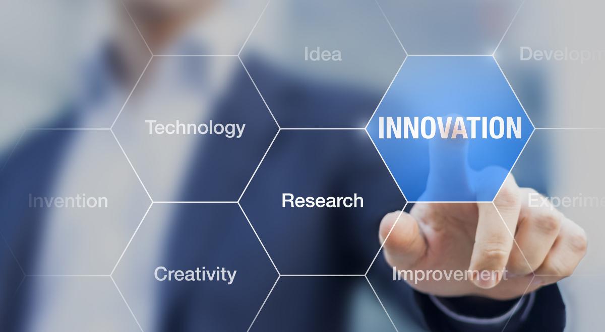 Rząd stawia na innowacje