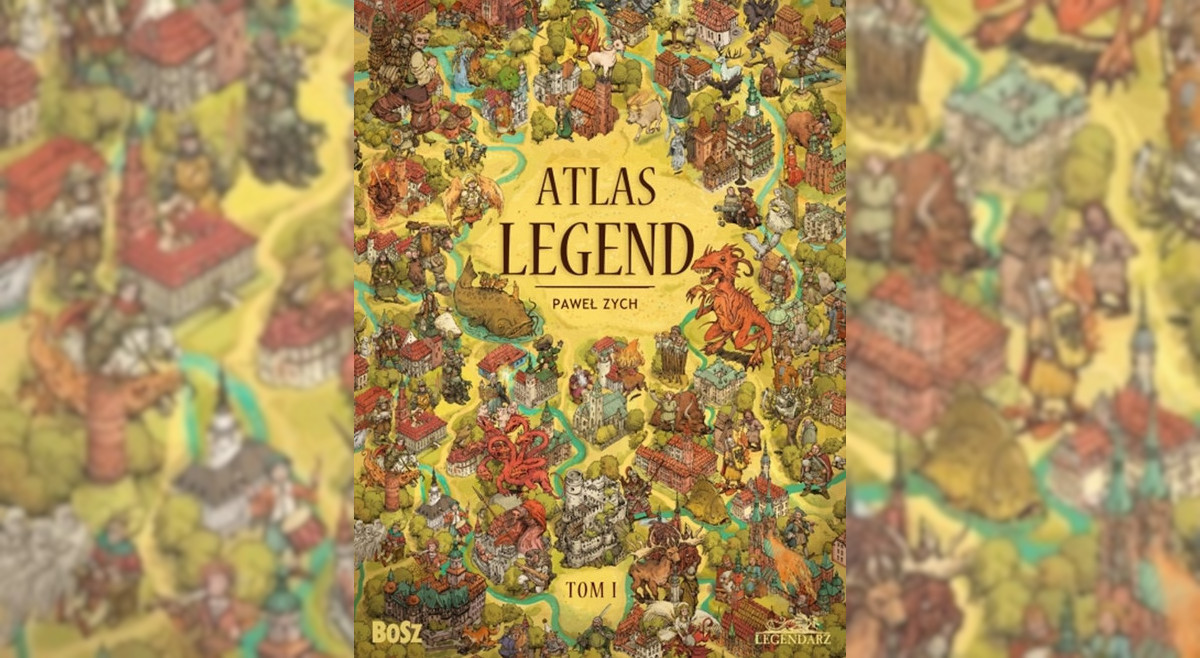 Atlas legend