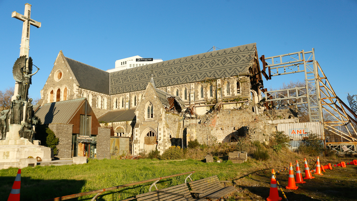 Christchurch, Nowa Zelandia