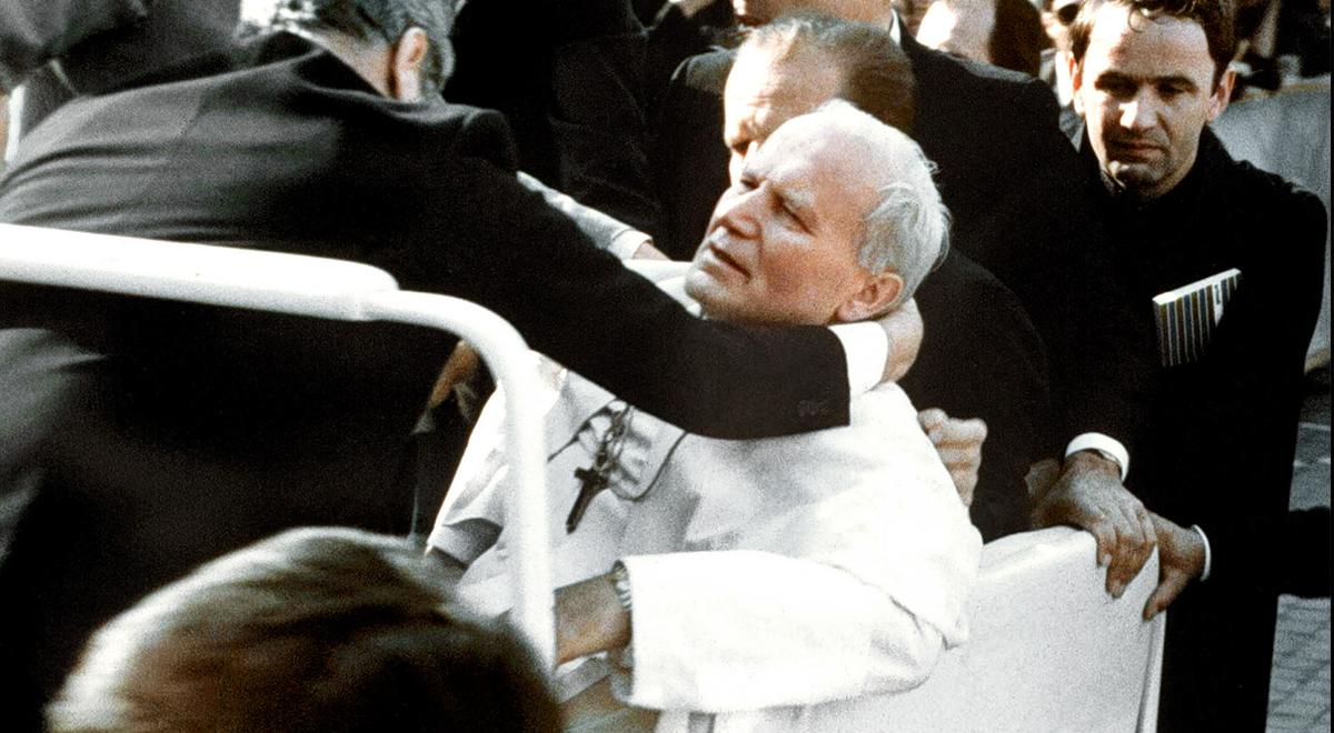 35. rocznica zamachu na życie Jana Pawła II. IPN: Mehmet Ali Agca ... - Polskie Radio