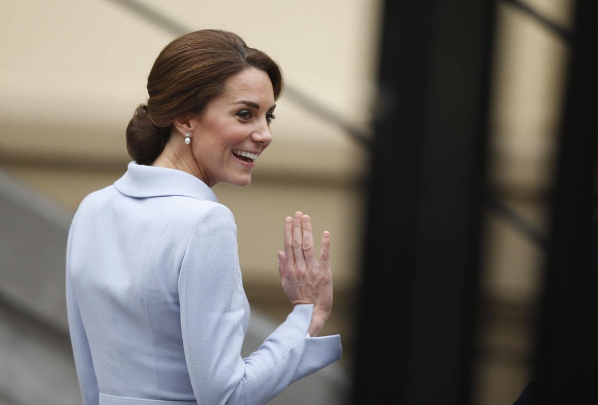 6970ed5c42 Księżna Kate to jedna z najbardziej wpływowych współczesnych postaci.