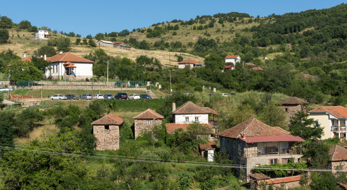Lesnovo, Macedonia