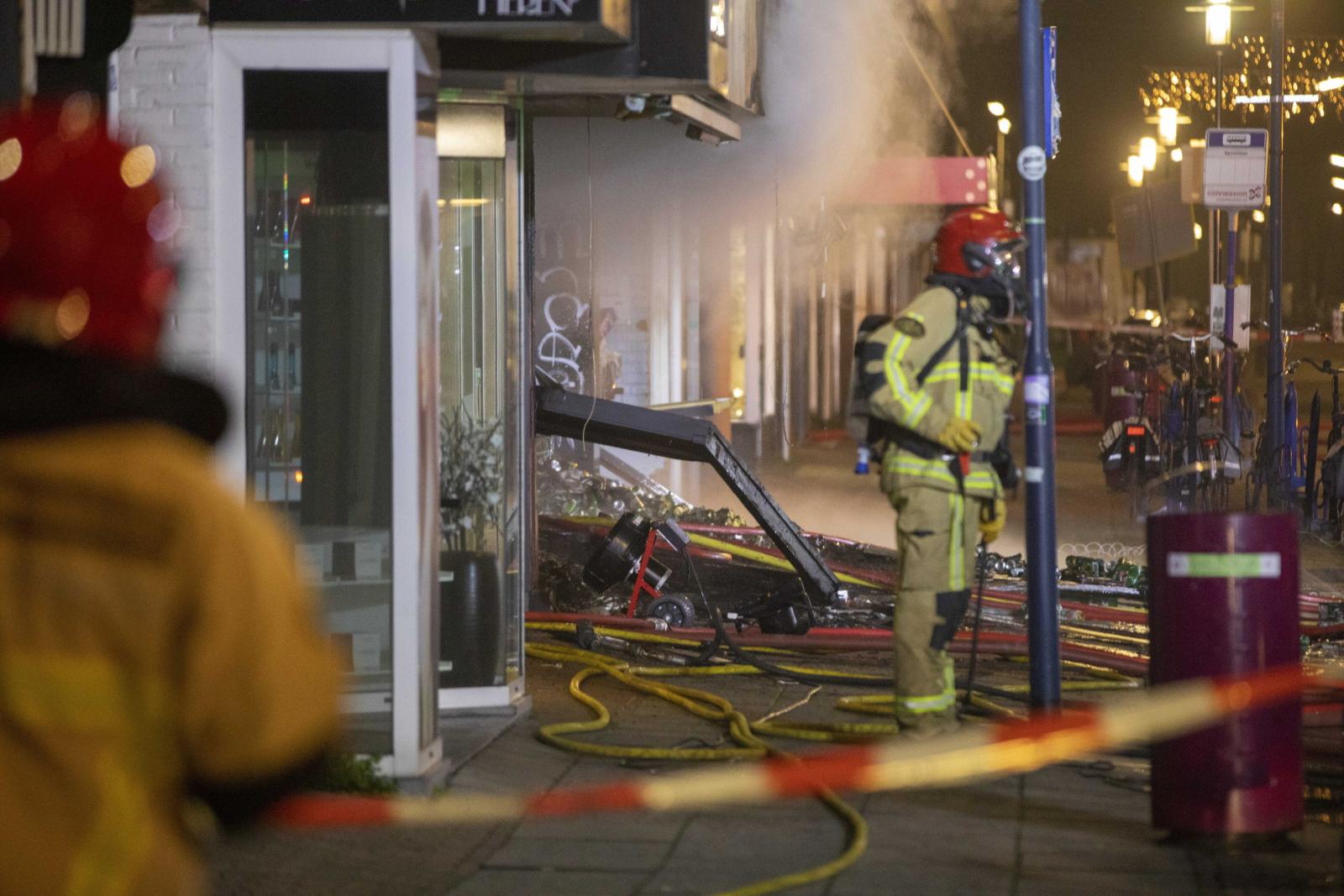 В Нидерландах 8-9 декабря произошли взрывы в польских магазинах Biedronka