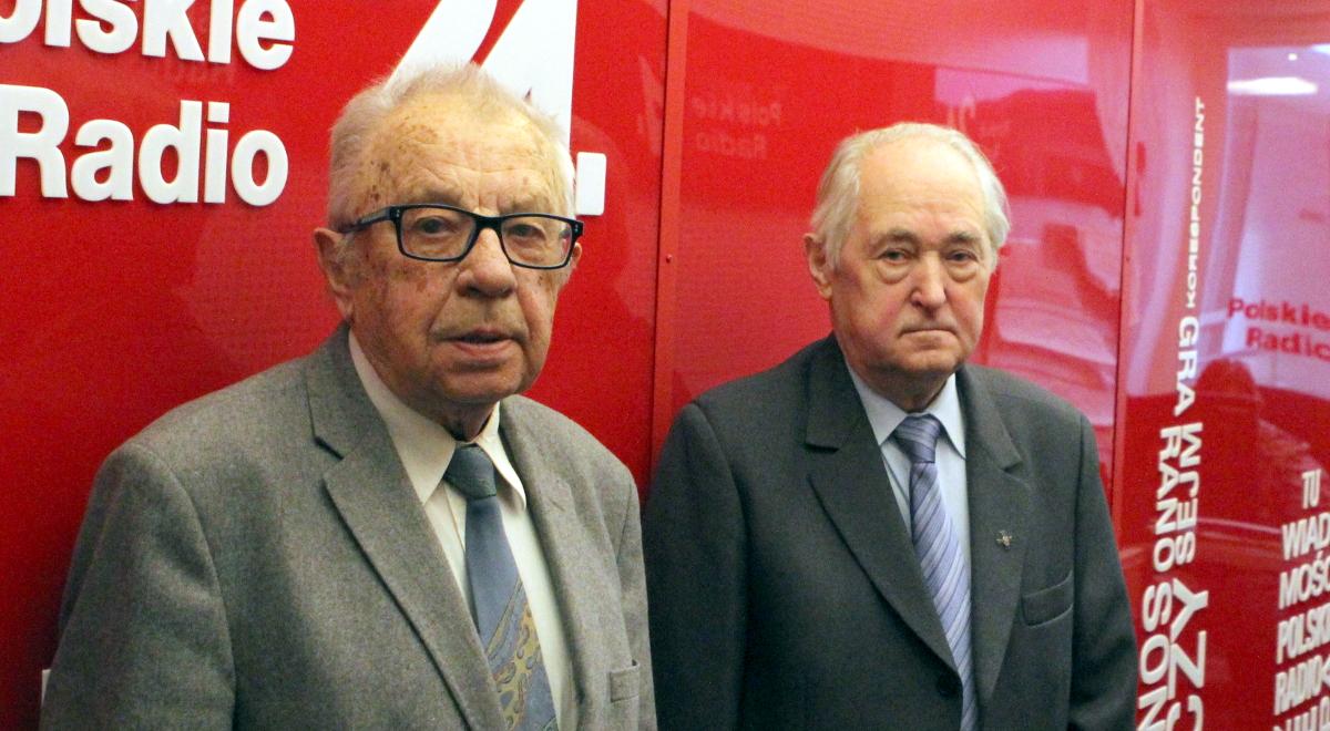 Jerzy Stokowski i Jerzy Pruszyński