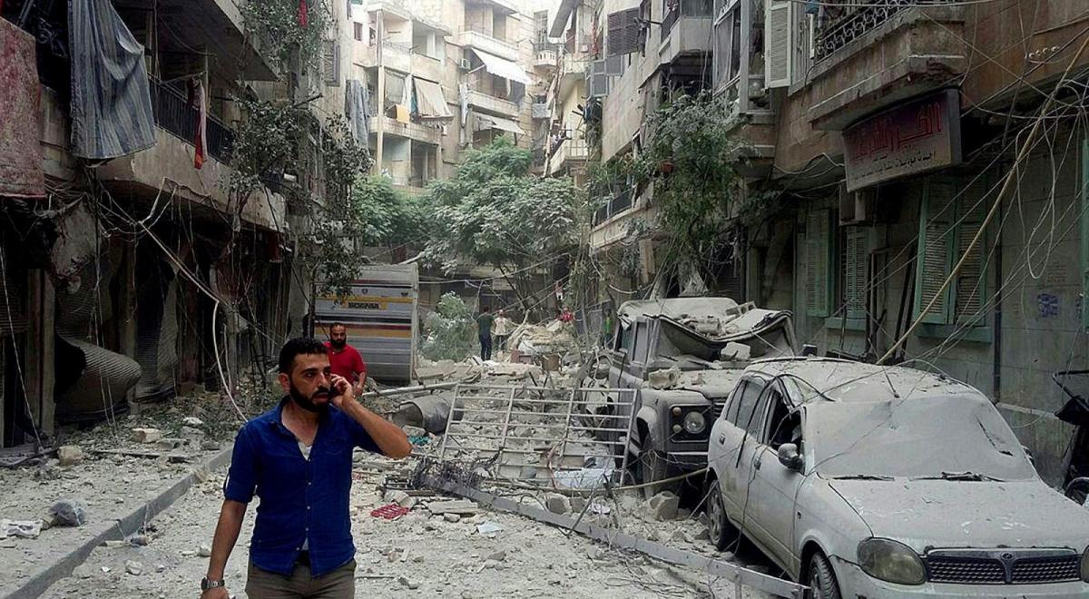 momenty śmierci na wojnie w syri