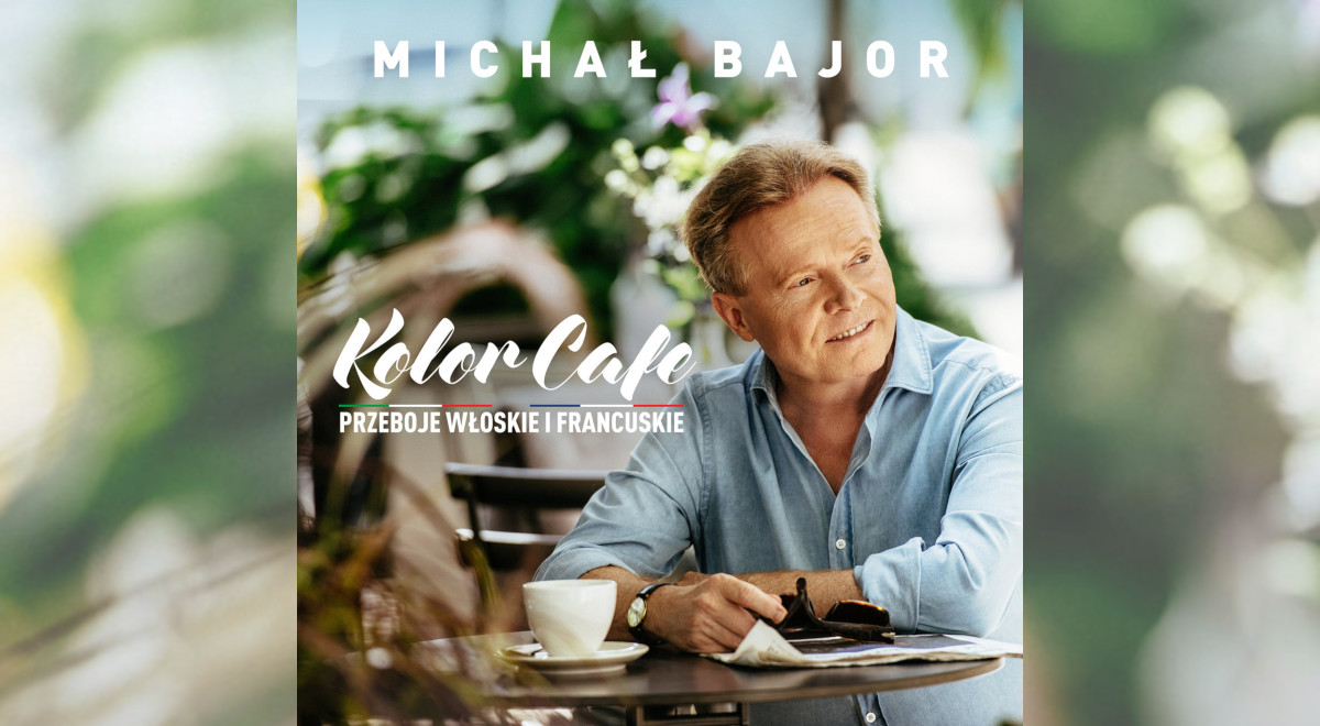 Album Kolor Cafe Michała Bajora