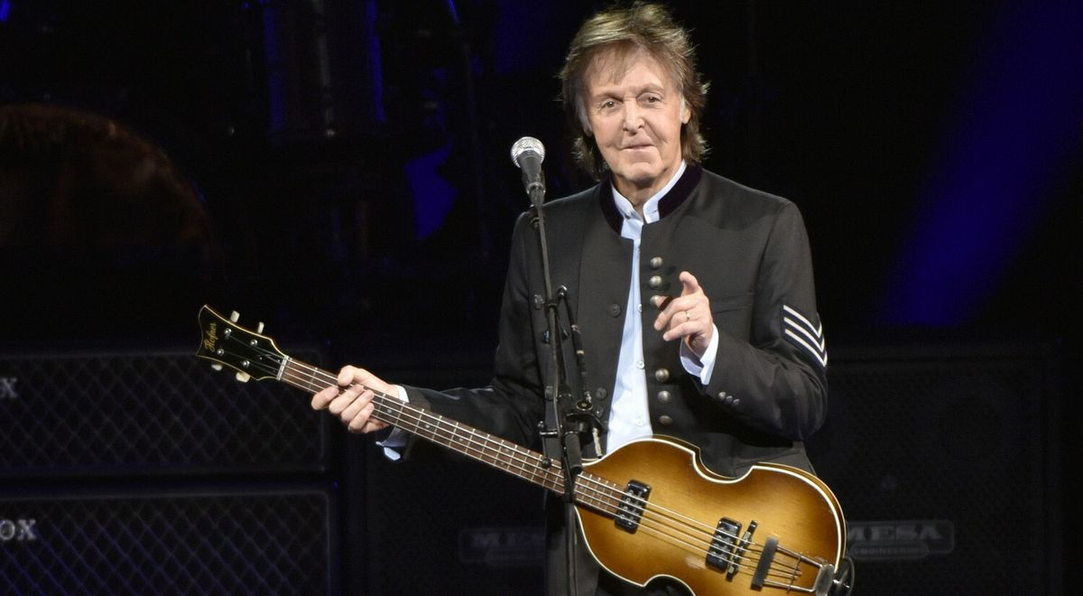Paul McCartney w Hollywood Casino Amphitheatre