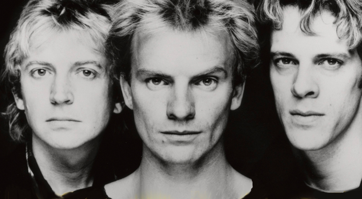 Andy Summers, Sting i Stewart Copeland, czyli The Police