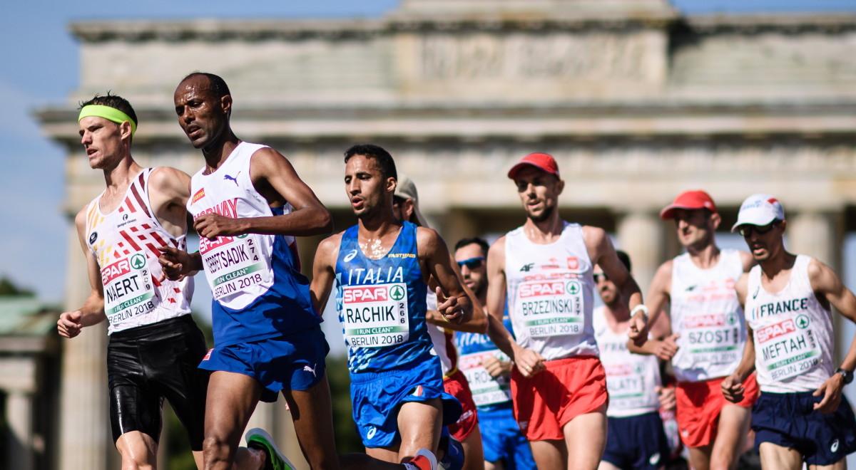 87812fec1 Berlin 2018: złote medale w maratonie dla Białorusinki i Belga ...