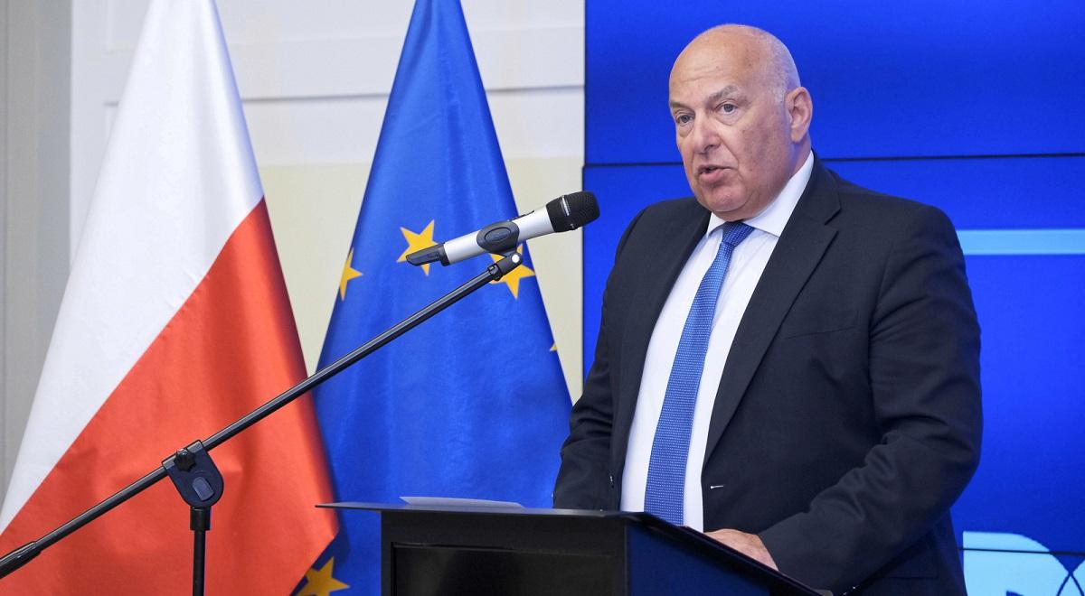 Polish Finance Minister Tadeusz Kościński.