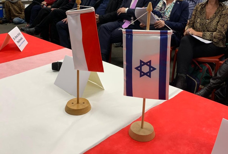 A new public awareness campaign in Israel highlights the history of Polish-Jewish relations and seeks to strengthen bilateral ties.
