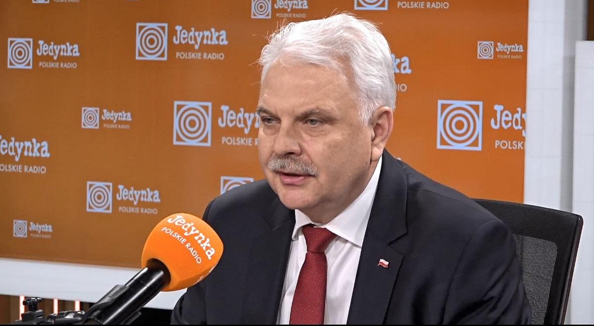 Polish Deputy Health Minister Waldemar Kraska.