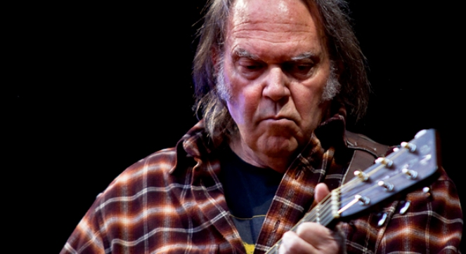 Neil Young: Steve Jobs był audiofilem