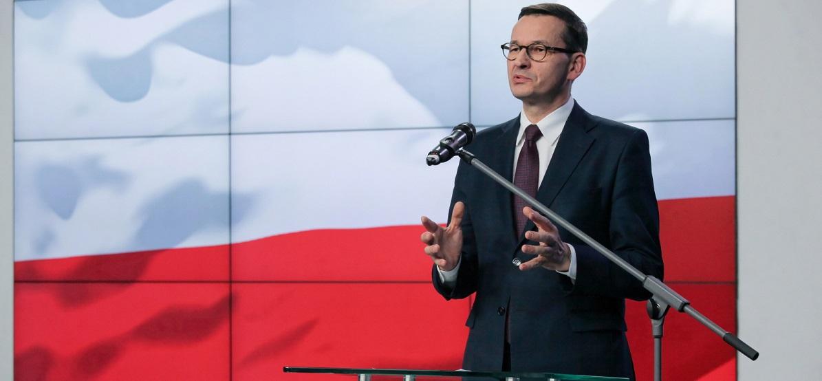PM Mateusz Morawiecki