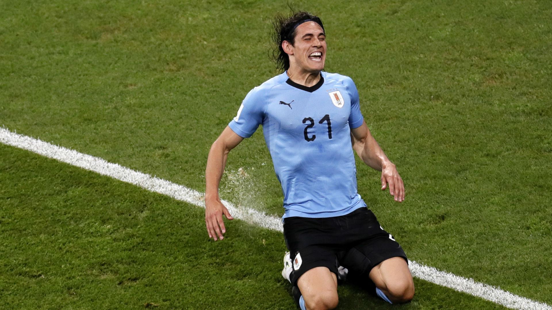 081000d84 Rosja 2018: Edinson Cavani zapewnia Urugwajowi ćwierćfinał. Portugalia  odpada z mundialu - Rosja 2018 - polskieradio.pl