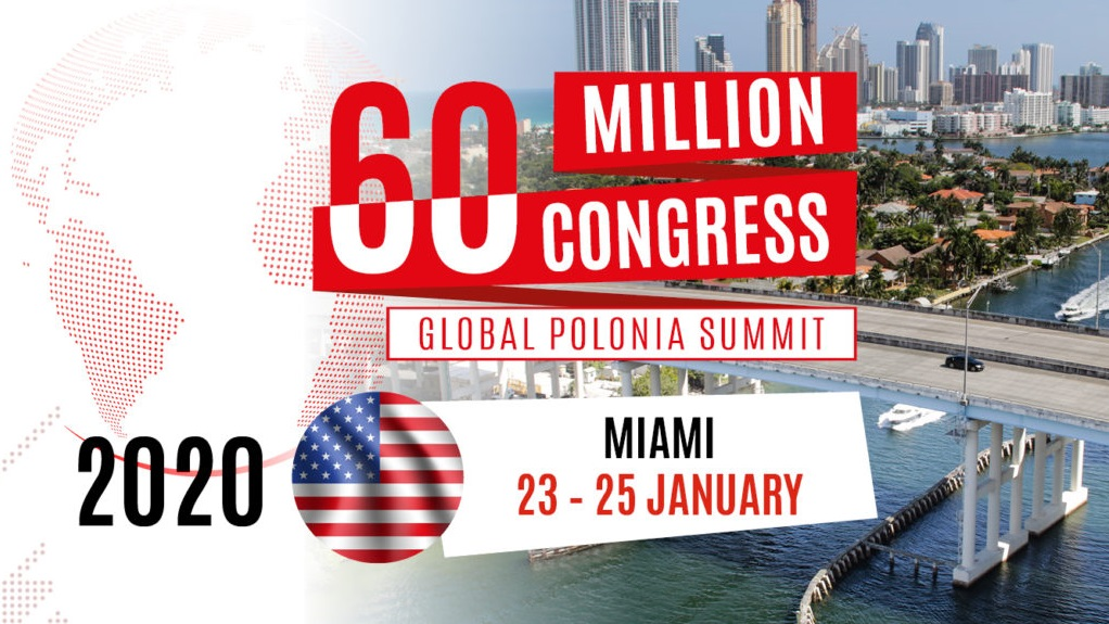 The 60 Million Congress in Miami, Florida, runs until Saturday.