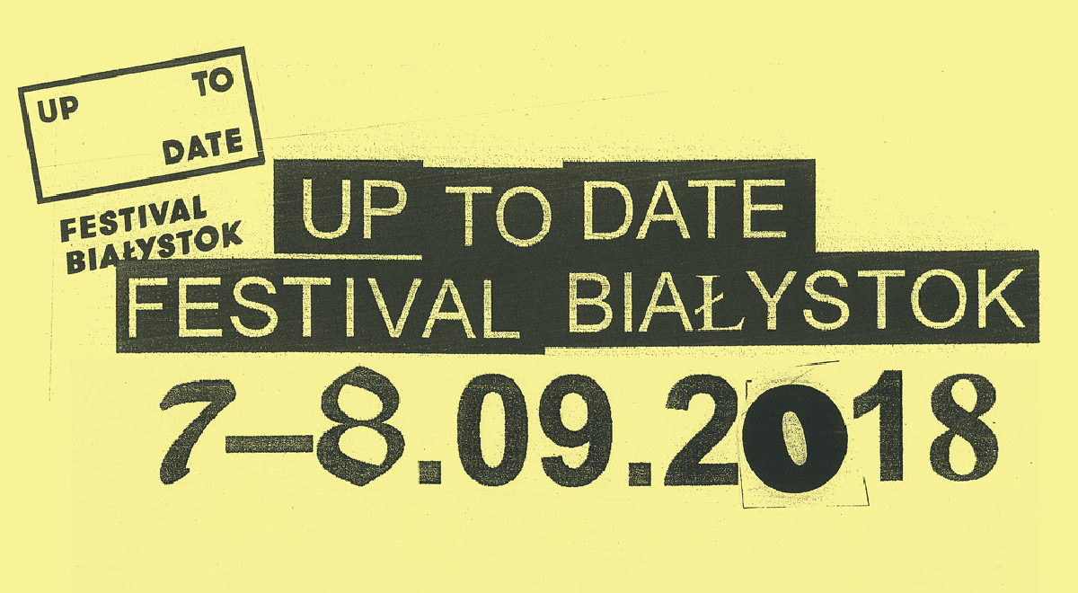 Up To Date Festiwal 2018