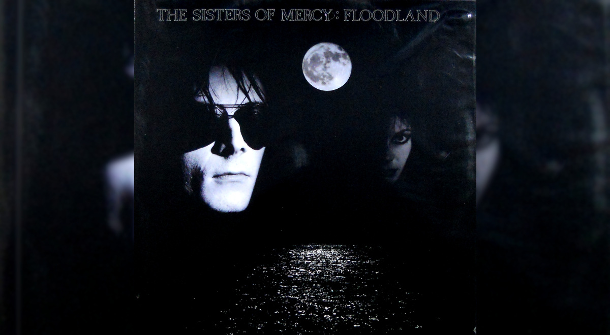 The Sisters of Mercy  Floodland (Merciful Release 1987)