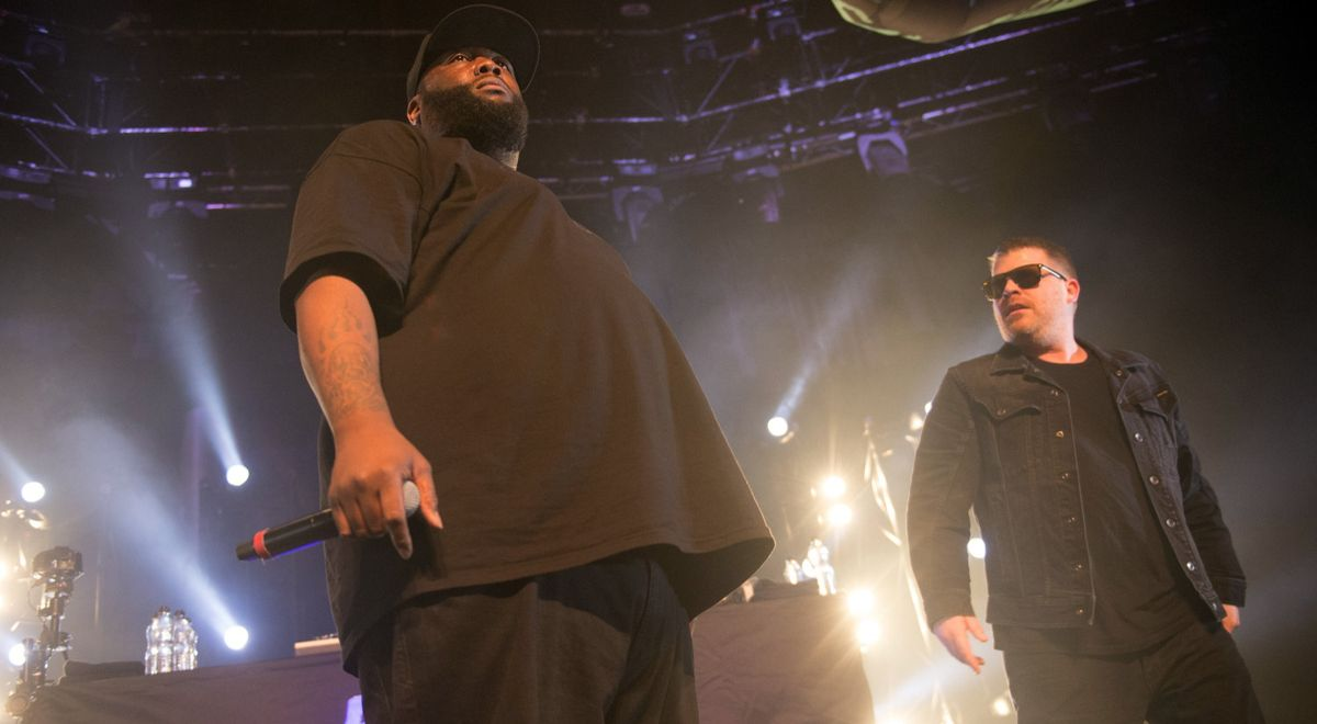 Run The Jewels: Killer Mike i El-P