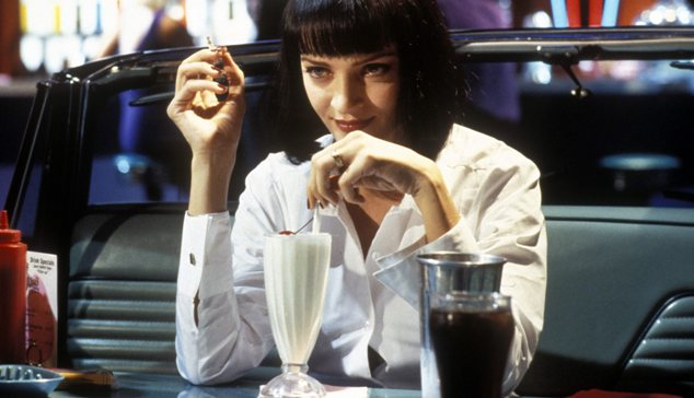 Shake Umy Thurman z filmu Pulp Fiction