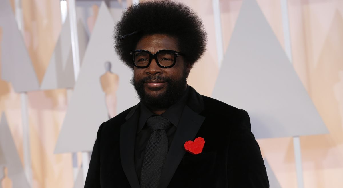 Questlove (The Roots), Oscary 2015