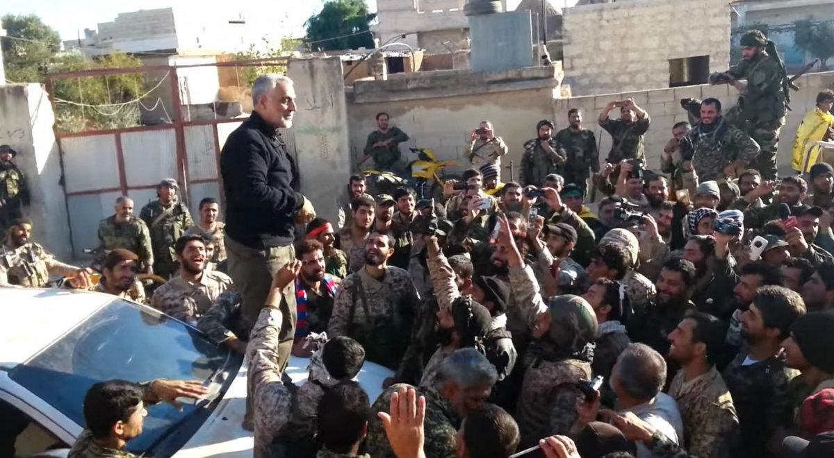 Ekspert o ataku w Bagdadzie: porównywalny byłby zamach na ...