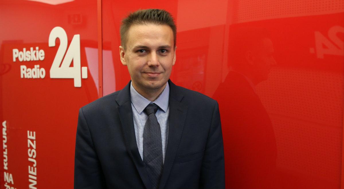 Michał Prószyński (PiS): Platforma Obywatelska chce, żeby