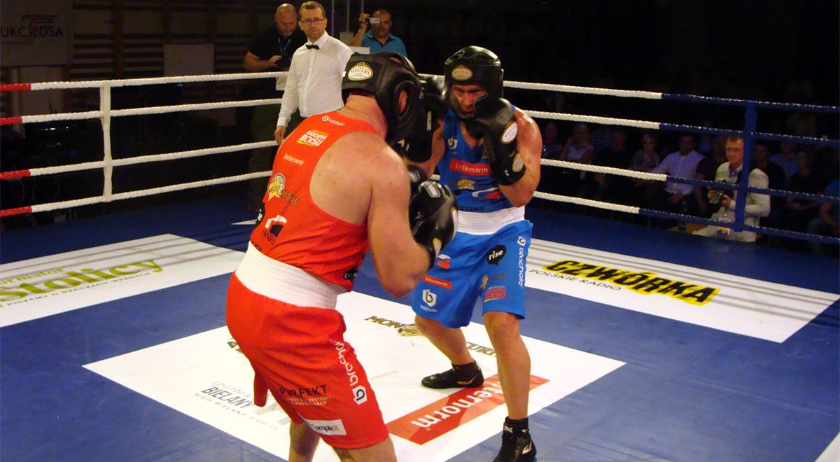 Landowski Fight Night: Droga do Igrzysk