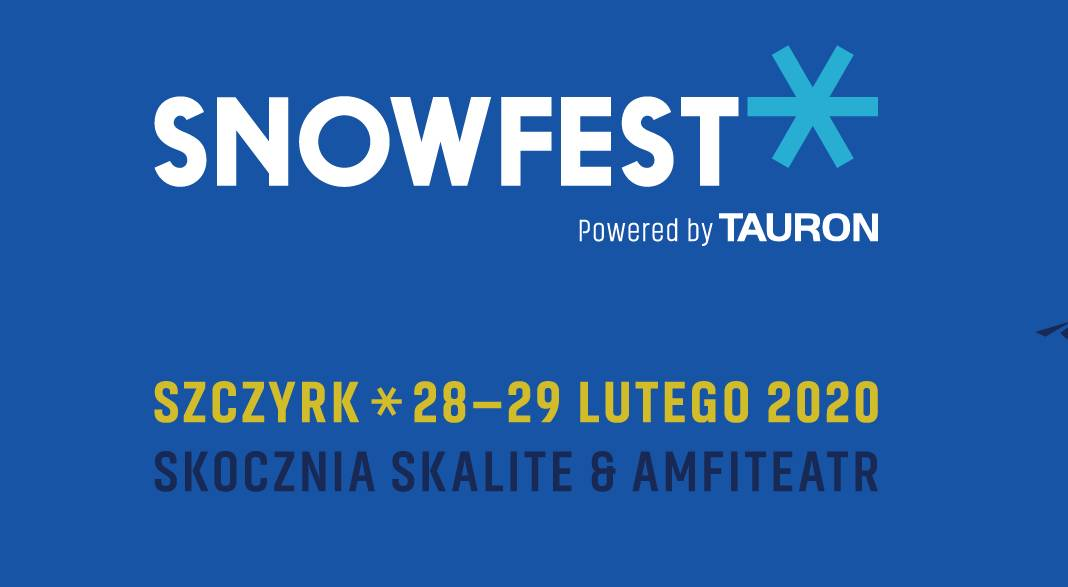 SnowFest Powered by Tauron 2020-